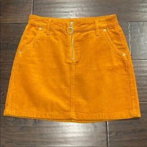 Arizona jean co. Corduroy skirt